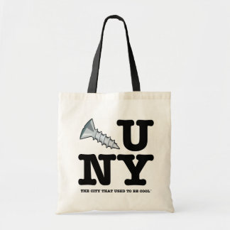 The City That Used To Be Cool Tote Bag