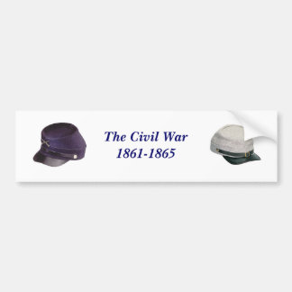 The Civil War Bumper Sticker