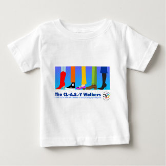 The CL-A.S.-Y Walkers Baby T-Shirt