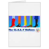 The CL-A.S.-Y Walkers Card