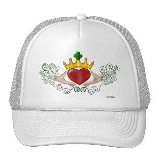 The Claddagh (Full Colour) Trucker Hat