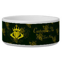 The Claddagh (Gold) Bowl