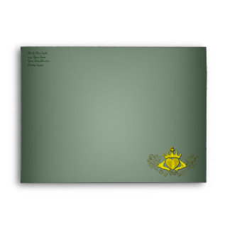 The Claddagh (Gold) Envelopes