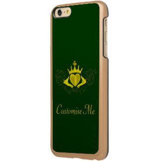 The Claddagh (Gold) Incipio Feather® Shine iPhone 6 Plus Case