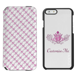 The Claddagh (Pink) iPhone 6/6s Wallet Case