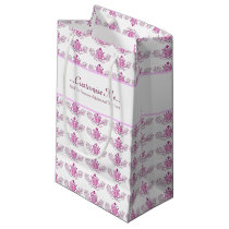 The Claddagh (Pink) Small Gift Bag
