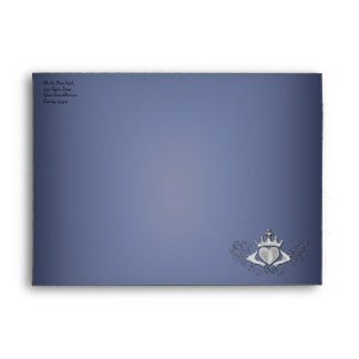 The Claddagh (Silver) Envelopes