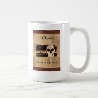 The Claimant Book Cover Mug