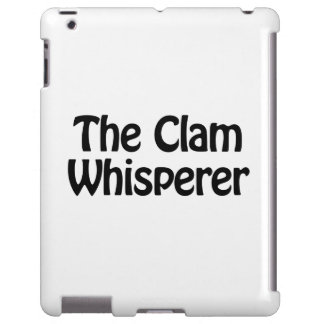 the clam whisperer