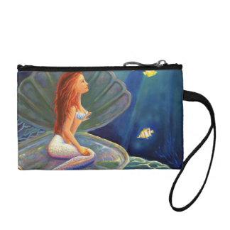 The Clamshell Mermaid - Coin Purse