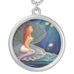 The Clamshell Mermaid Necklace