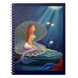 The Clamshell Mermaid - Notebook
