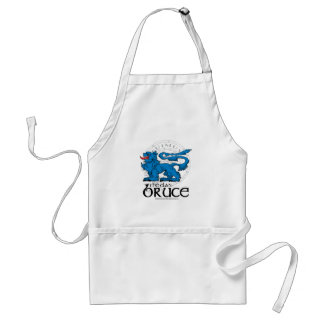 The Clan Bruce Adult Apron