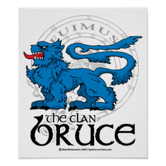 The Clan Bruce Poster
