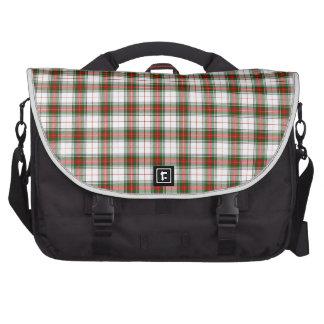 The Clan Steward Tartan - 2 Laptop Bags