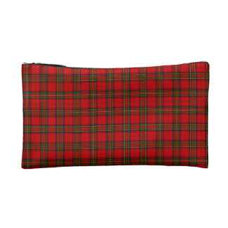 The Clan Steward Tartan Cosmetics Bags