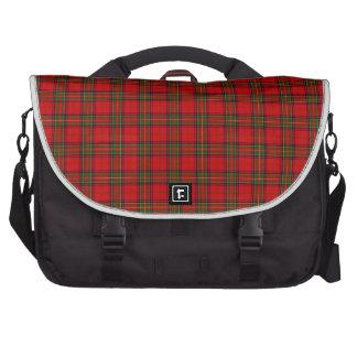 The Clan Steward Tartan Laptop Computer Bag
