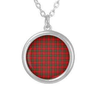 The Clan Steward Tartan Custom Jewelry