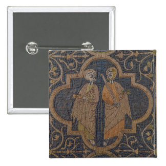 The Clare Chasuble 2 Inch Square Button