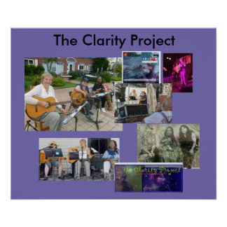 The Clarity Project Poster