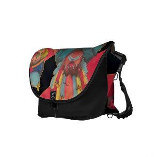 The Class Clown Collection Medium Messenger Bag