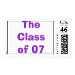 The Class of 07 Postage