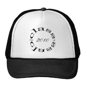 the class of 2010 trucker hat