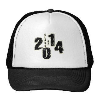 THE CLASS OF 2014 HATS