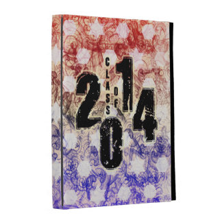 THE CLASS OF 2014 iPad FOLIO COVER