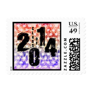 THE CLASS OF 2014 POSTAGE STAMP
