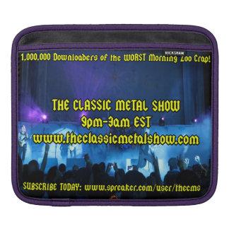 The Classic Metal Show iPad Case iPad Sleeves