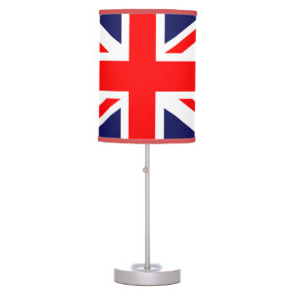 The Classic Union Jack Desk Lamp