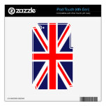 The Classic Union Jack Skin For iPod Touch 4G
