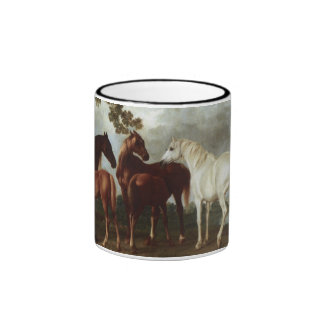 THE CLASSICAL HORSE Collection Coffee Mug