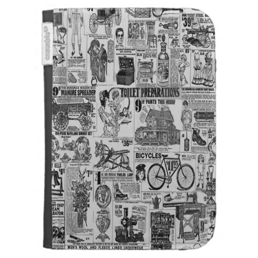 The Classifieds Kindle Case