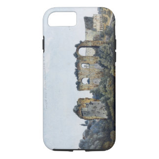 The Claudean Aqueduct and Colosseum, 1778 (w/c ove iPhone 8/7 Case