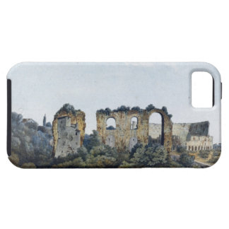 The Claudean Aqueduct and Colosseum, 1778 (w/c ove iPhone SE/5/5s Case