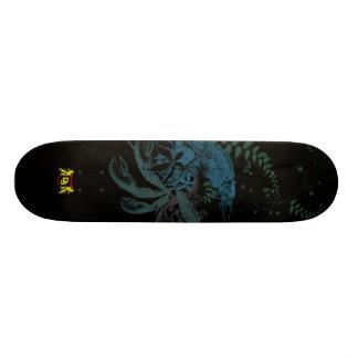 The Claw Skateboard Deck
