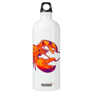 THE CLAWS OUTREACHED ALUMINUM WATER BOTTLE