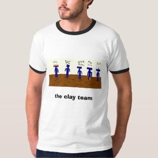 the clay team T-Shirt