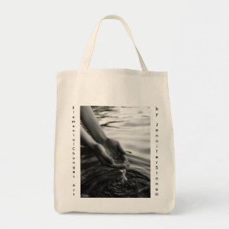 The Cleansing, Elemental Changes Art, by Jennif... Bag