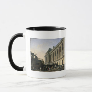 The Clearing of the Louvre colonnade, 1764 Mug
