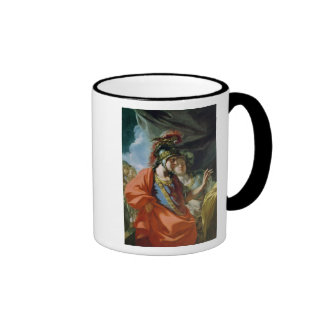 The Clemency of Alexander the Great Coffee Mugs