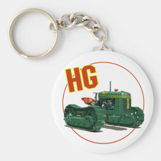 The Cletrac HG Keychains