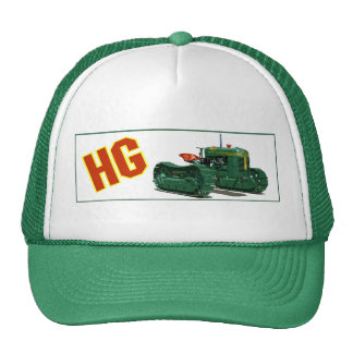 The Cletrac HG Trucker Hat