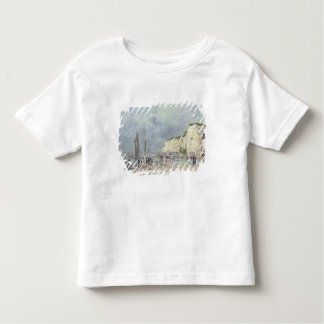 The Cliffs at Dieppe and the 'Petit Paris' Toddler T-shirt