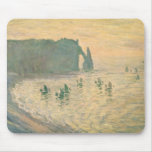 The Cliffs at Etretat, 1886 Mouse Pad