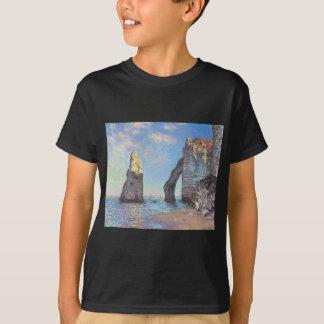 The Cliffs at Etretat - Claude Monet T-Shirt