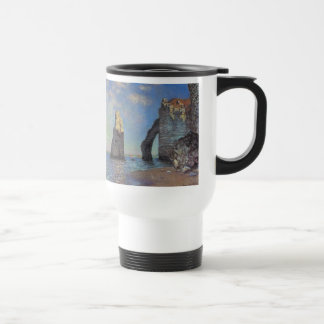 The Cliffs at Etretat Mug