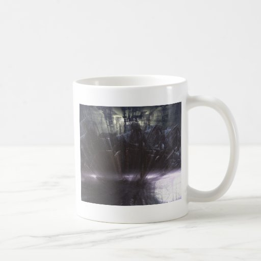 the cliffs of insanity at the mountains of madness coffee mug